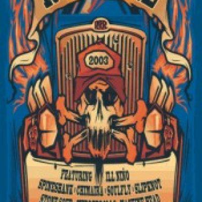 V.A.: Roadrage 2003 (DVD)