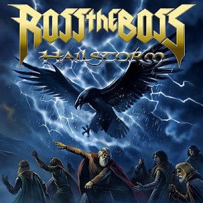 ROSS THE BOSS: ´Hailstorm´ – neues Album im Oktober