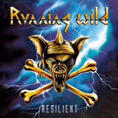 """RUNNING WILD: Cover & Tracklist von """"Resilent"""""""