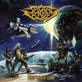 "SACRAL RAGE: Video-Clip vom ""Beyond Celestial Echoes"" Album"