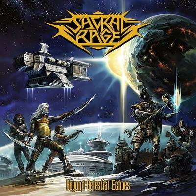 "SACRAL RAGE: Video-Clip vom ""Beyond Celestial Echoes"" Album"