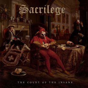 "SACRILEGE: Neues NWOBHM Album ""The Court of the Insane"" in Kürze"