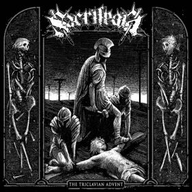 "SACRILEGIA: Zweiter Track vom irischen Black / Thrash Album ""The Triclavian Advent"""
