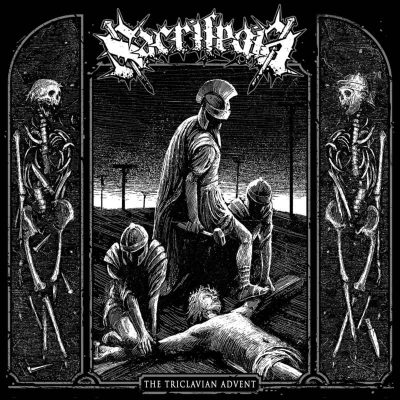 """SACRILEGIA: Zweiter Track vom irischen Black / Thrash Album """"The Triclavian Advent"""""""
