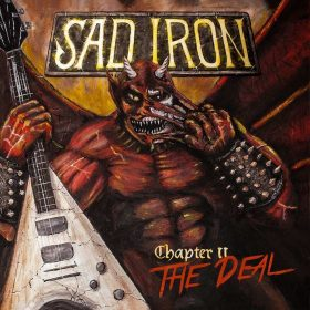 "SAD IRON: Lyric-Video vom ""Chapter II – The Deal"" Album"