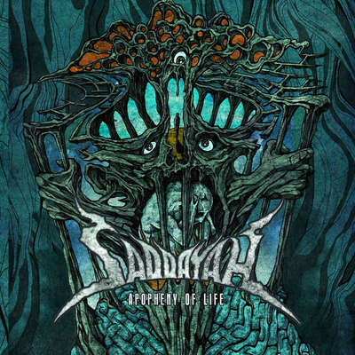 "SADDAYAH: Stream vom ""Apopheny of Life"" Album"