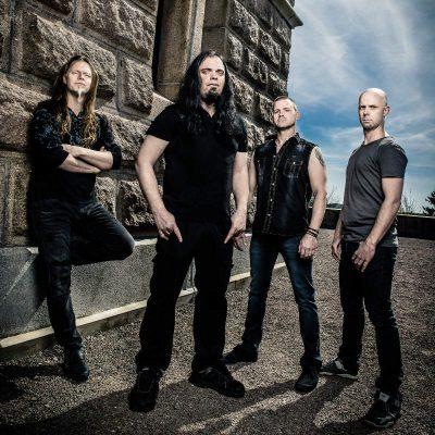 """SAINT DEAMON: Neues Melodic Power Album """"Ghost"""" aus Schweden"""