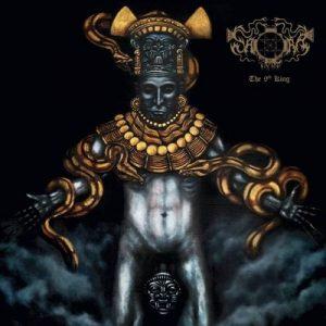 """SAQRA´S CULT: Neues Album """"The 9th King"""""""