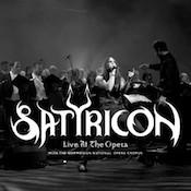 SATYRICON: Live at the Opera (DVD + 2CD)