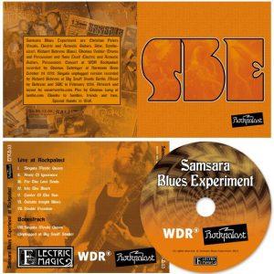 SAMSARA BLUES EXPERIMENT: Livealbum im April