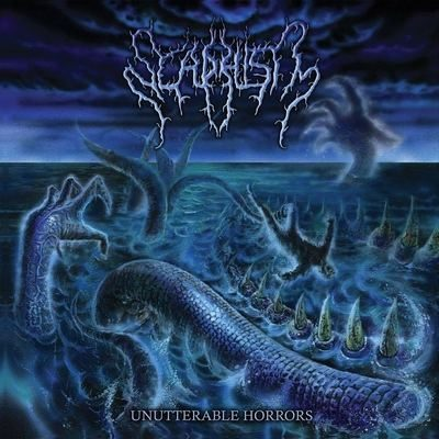 "SCAPHISM: Labeldeal für ""Unutterable Horrors""-Album"