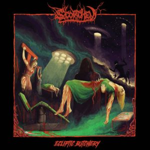 "SCORCHED: Nächster Track vom ""Ecliptic Butchery"" Album"