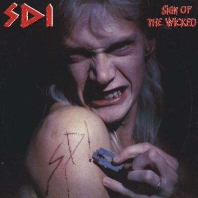 "S.D.I.: remasterte Neuauflage von ""Sign Of The Wicked"" mit vier Bonus-Tracks"