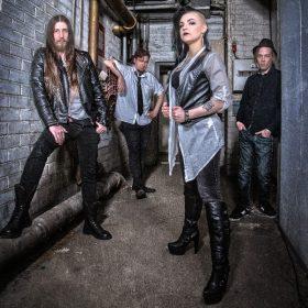 """SEGMENTIA: Video-Clip von der neuen Pop Metal EP """"Shanghai"""""""