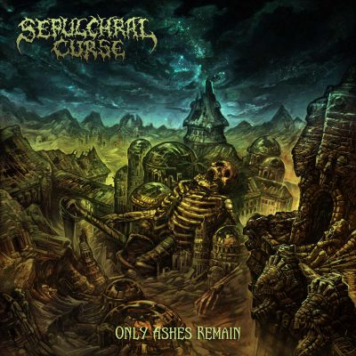 "SEPULCHRAL CURSE : neues Death Metal Album ""Only Ashes Remain"" aus Finnland"