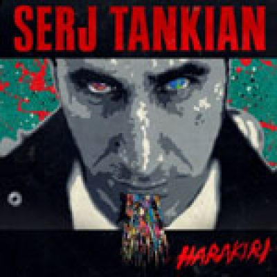 SERJ TANKIAN: neues Soloalbum ´Harakiri´