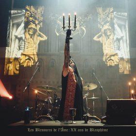 """SETH: erstes Live-Album """"Les Blessures de l´Âme : XX ans de Blasphème"""""""