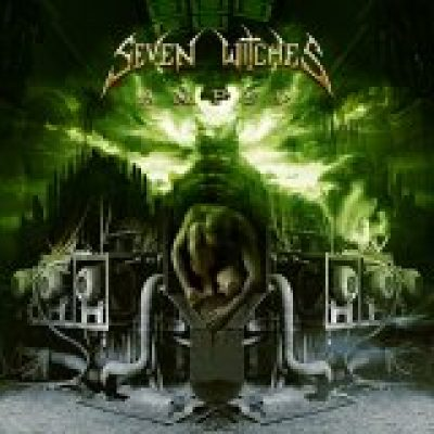 SEVEN WITCHES: Amped
