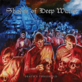 "SHADES OF DEEP WATER: Neues Funeral Doom Album ""Death´s Threshold"""