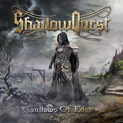 "SHADOWQUEST: neues Abum ""Gallows of Eden"" von schwedischer Power Metal Band"
