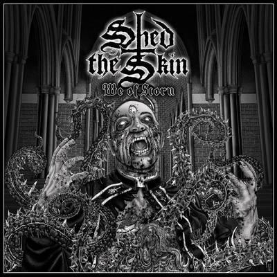 "SHED THE SKIN: weiterer Track vom ""We of Scorn"" Album"