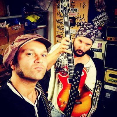 SIDEBURN: arbeiten am neuen Album