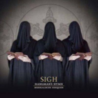 SIGH: Hangman`s Hymn – Musikalische Exequien