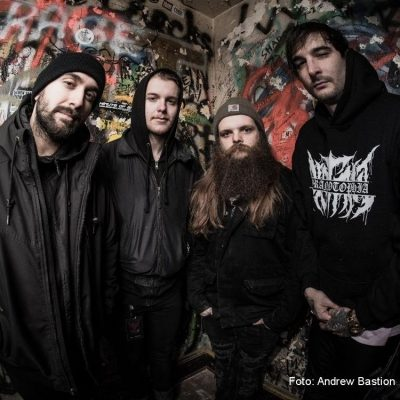 """SIGNS OF THE SWARM: neue Deathcore Single """"Pernicious"""" mitsamt Video-Clip"""