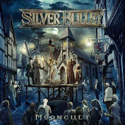 "SILVER BULLET: Neues Power Metal Album ""Mooncult"" aus Finnland"