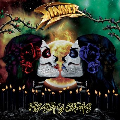 "SINNER: Video-Clip vom ""Santa Muerte"" Album und Tour im September"