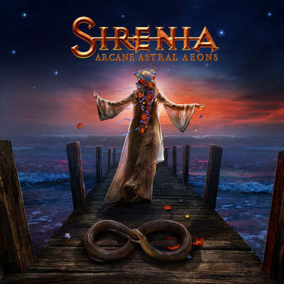 "SIRENIA: Video-Clip vom ""Arcane Astral Aeons"" Album"