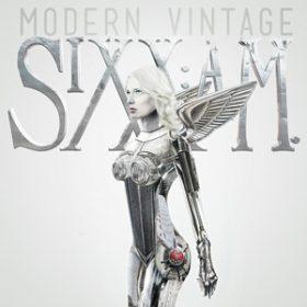 """SIXX:A.M.: neues Album """"Modern Vintage"""""""