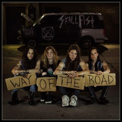 "SKULL FIST: Lyric-Video vom ""Way of the Road"" Album"