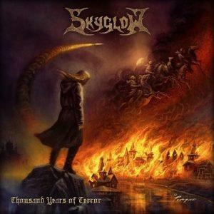"SKYGLOW: streamen ""Thousand Years of Terror"" Album"