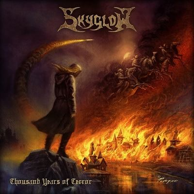 "SKYGLOW: streamen ""Thousand Years of Terror"" Album"
