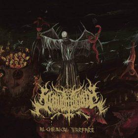 "SLAUGHTBBATH: Neues Black Metal Album ""Alchemical Warfare"" aus Chile"
