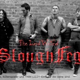 SLOUGH FEG: Werwölfe, Rollenspieler und THIN LIZZY-Einflüße die keine sind.