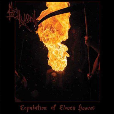 """SLUTVOMIT: zweiter Track vom neuen Black Metal Album """"Copulation of Cloven Hooves"""""""