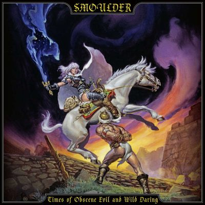 "SMOULDER: Opener vom ""Times Of Obscene Evil And Wild Daring"" Album"