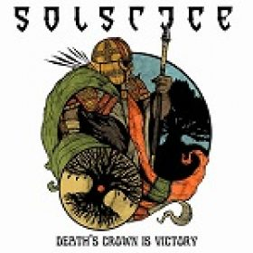 SOLSTICE: ´Death´s Crown is Victory´ – neue EP am 10. Februar 2014