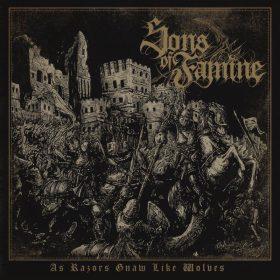 "SONS OF FAMINE: Track vom neuen ""As Razors Gnaw Like Wolves"" Album"