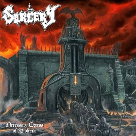 "SORCERY: Track vom neuen ""Necessary Excess of Violence"" Album"