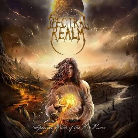 """SPECTRAL REALM: neues Symphonic Black Metal Album """"Spectral Witch of the Hex River"""""""