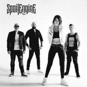 """SPOIL ENGINE: Neues Melodic Death / Metalcore Album """"Renaissance Noire"""""""