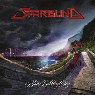 "STARBLIND: neues Heavy Metal Album ""Black Bubbling Ooze"" aus Schweden"