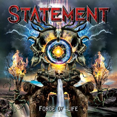 "STATEMENT: Neues Melodic Rock Album ""Force Of Life"" aus Dänemark"