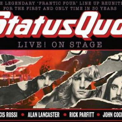 STATUS QUO: Shows im Original-Lineup