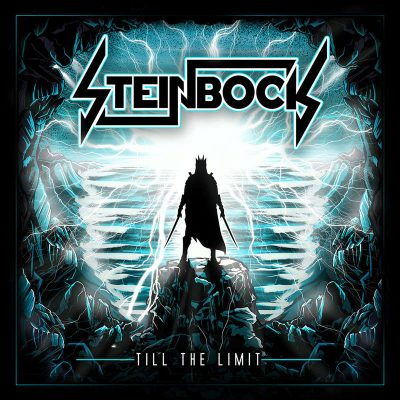 "STEINBOCK: Lyric-Video vom Hard Rock Debütalbum ""Till The Limit"""