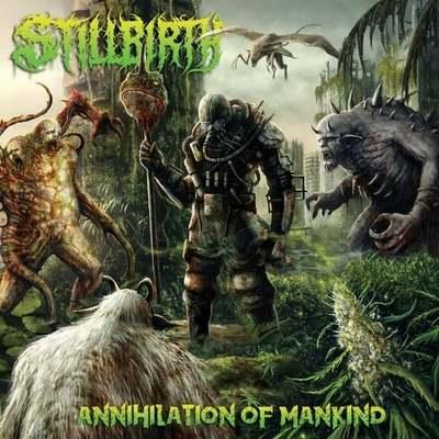 """STILLBIRTH: Lyric-Video vom """"Annihilation of Mankind"""" Album"""