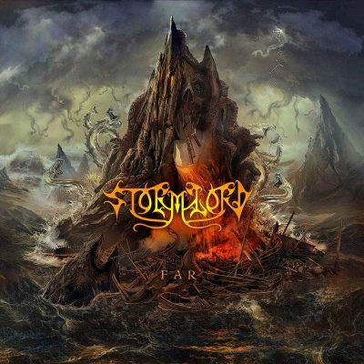 "STORMLORD: Video-Clip vom aktuellen ""Far"" Album"